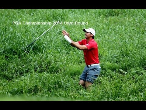 96th PGA Championship *2014* Third Round ,Valhalla GC