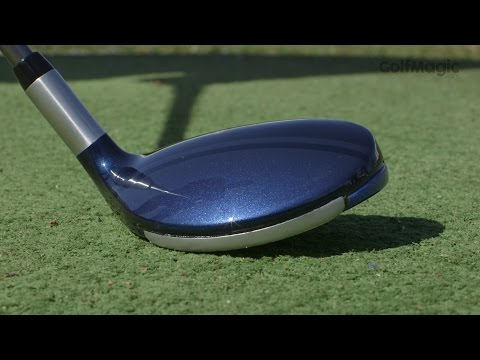 Adams Golf Blue hybrid  | GolfMagic.com