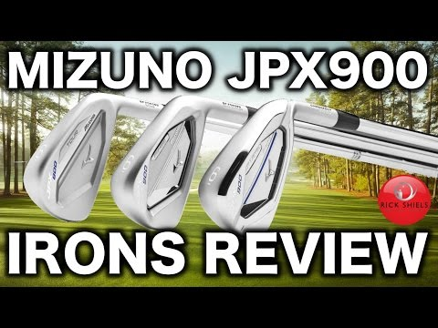 NEW MIZUNO JPX900 HOT METAL, FORGED & TOUR IRONS REVIEW
