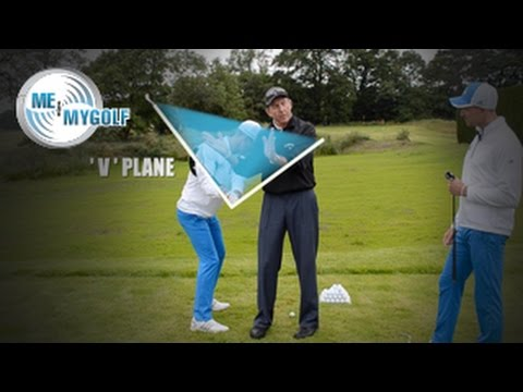"""A SWING"" GOLF LESSON WITH LEADBETTER"