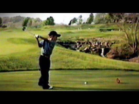 Justin Thomas: Junior golf days