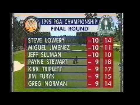 1995 US PGA
