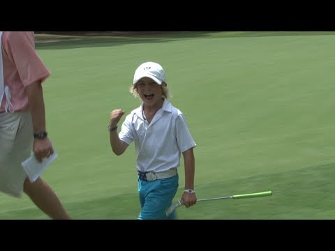 Will Lodge (9 yr old – Highlights) – 2013 US Kids Golf World Championship