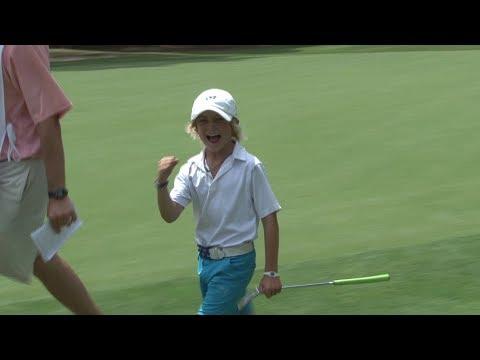 Will Lodge (9 yr old – Highlights) – 2013 US Kids Golf World Championship