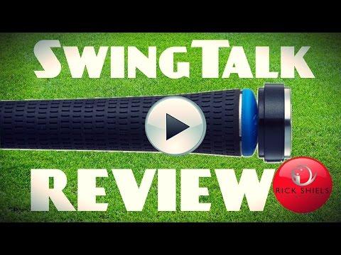 SwingTalk Golf Swing Analyser Review