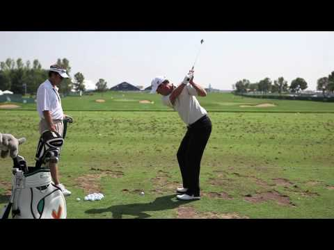 Richard Green Golf Swing @ 2009 US PGA