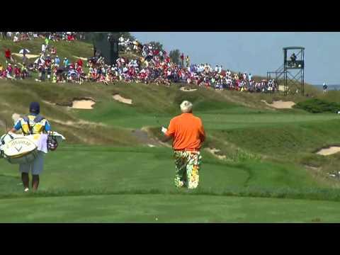 Funny John Daly video US PGA 2015