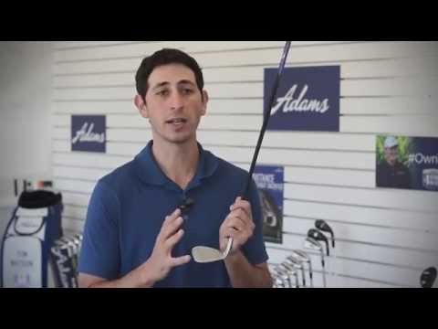 Adams New Idea Irons