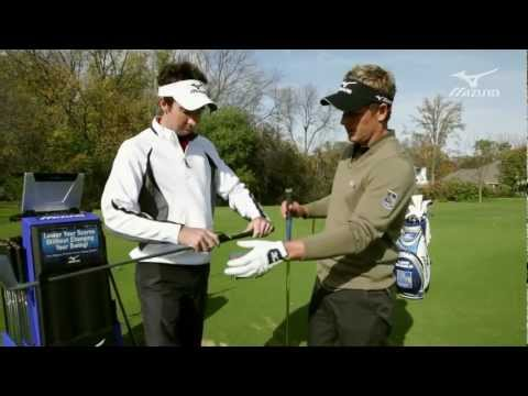 Golf Galaxy – Luke Donald's Swing DNA