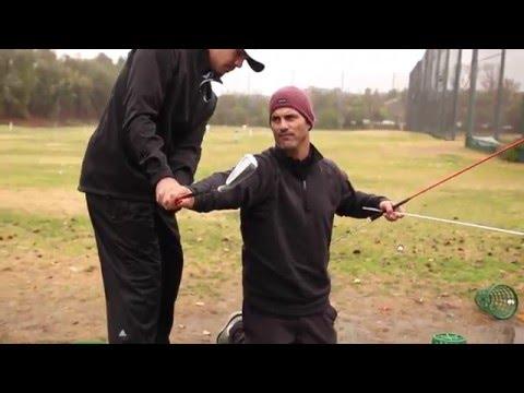 Proper Rotational Turn Golf lesson