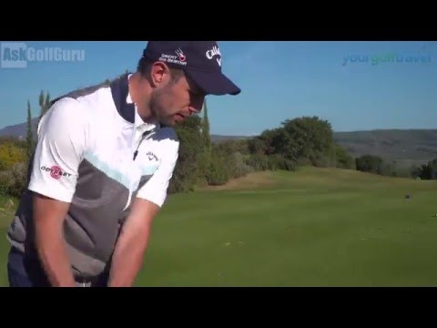 Control Your Iron Shots Golf Lesson