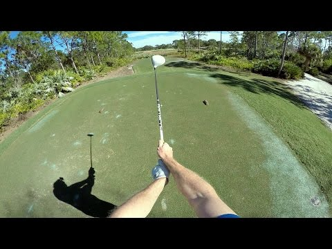 GoPro Golf: PGA Tour Monday Qualifier with Pro James Driscoll