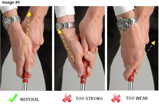 How To Grip The Golf Club How To Effectively Play Golf
