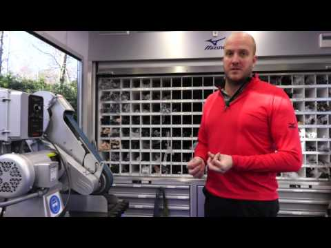 Golf Club Tech – Behind the scenes in the Mizuno Tour Truck