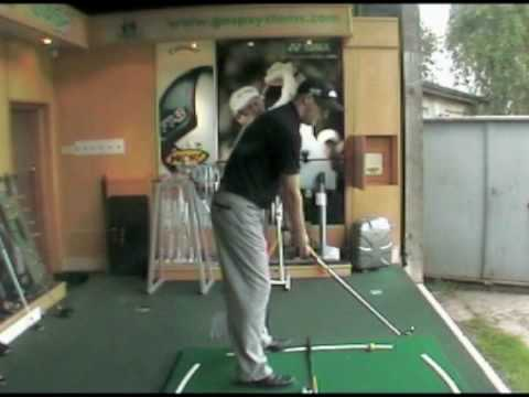 Backswing Golf Lesson   Takeaway Drill