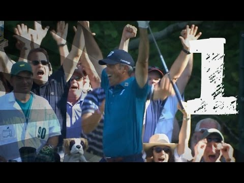Top 20 Best Golf Shots 2017 Masters Tournament Augusta National