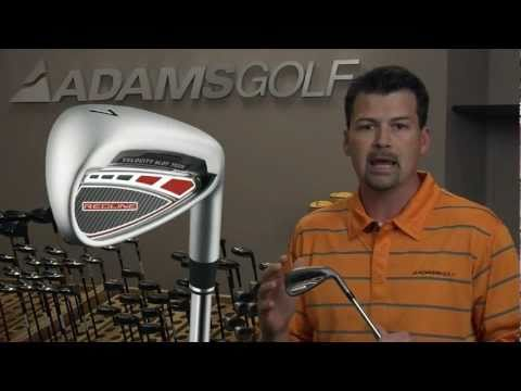 Adams Golf Facebook Tech Talk – Redline Irons