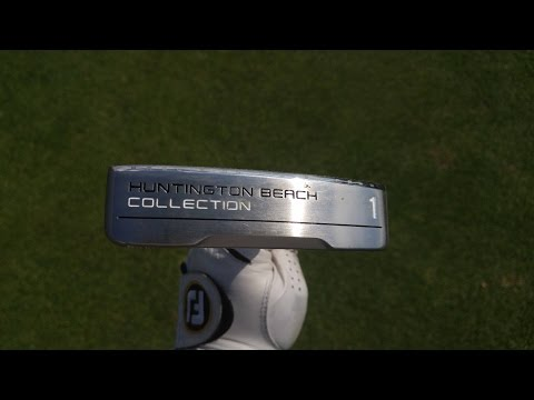 REVIEW: Cleveland Golf Huntington Beach Collection putters