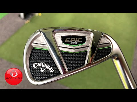 NEW CALLAWAY EPIC PRO IRONS REVIEW