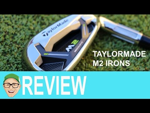 TaylorMade M2 Irons 2017