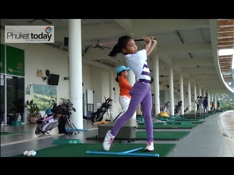 Phuket kids head to San Diego for Junior World Golf Championships