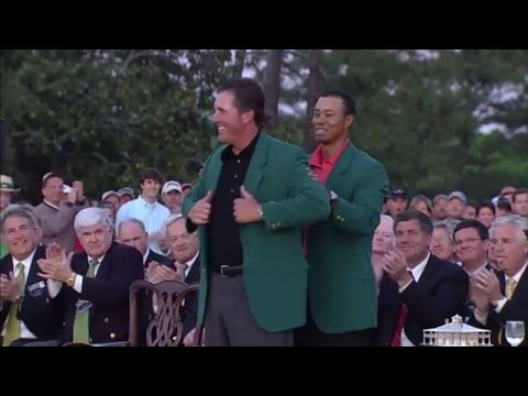 Lefty's Legacy Grows At Augusta National |The Masters Golf Tournament