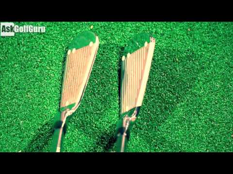 Golf Blades Have They Changed Over 20 Years
