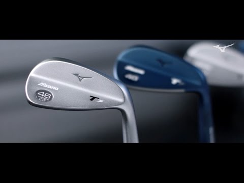 Mizuno T7 Wedge – Full length R&D film with Luke Donald