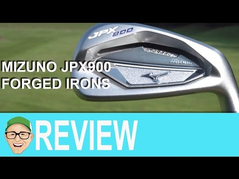 Mizuno JPX900 Forged Irons