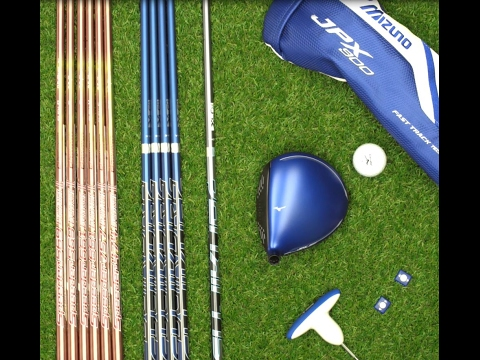 Mizuno JPX900 Driver – video guide to the settings