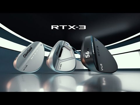 Cleveland Golf RTX-3 Wedge Technology
