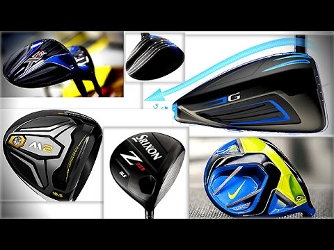 Golf's Best Drivers of 2016