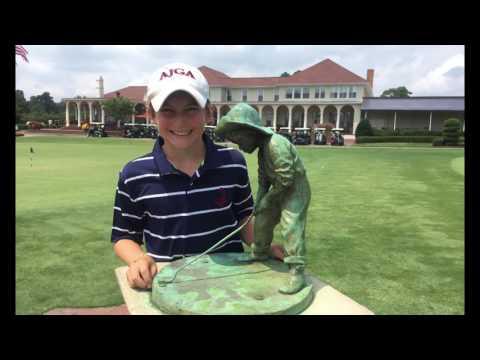 Will Lodge (12 yr old – Highlights) – 2016 US Kids Golf World Championship