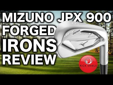 NEW MIZUNO JPX900 FORGED IRONS REVIEW