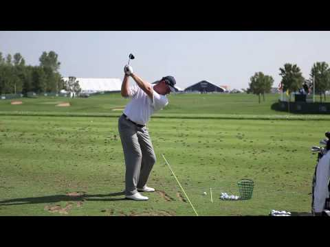 Ernie Els Golf Swing (Fairway Wood) @ 2009 US PGA