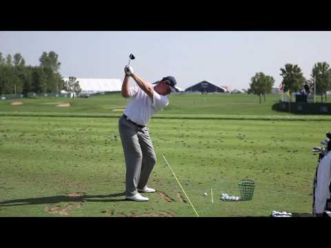 Ernie Els Golf Swing (Fairway Wood) @ 2009 US PGA