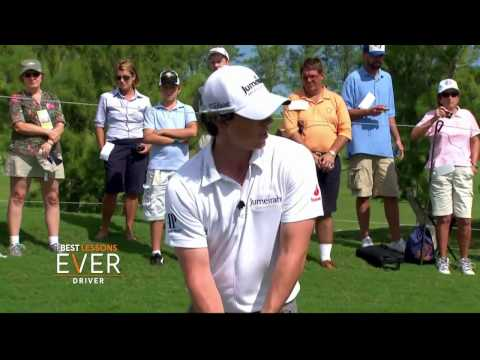 Rory McIlroy and Tiger Woods share the best lessons of driving the ball