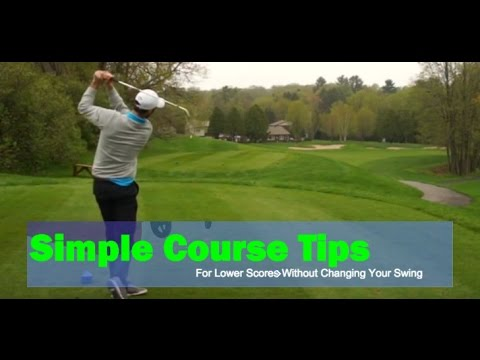 Golf Tips And Playing Lesson For Simple Strategy And Consistent Scores