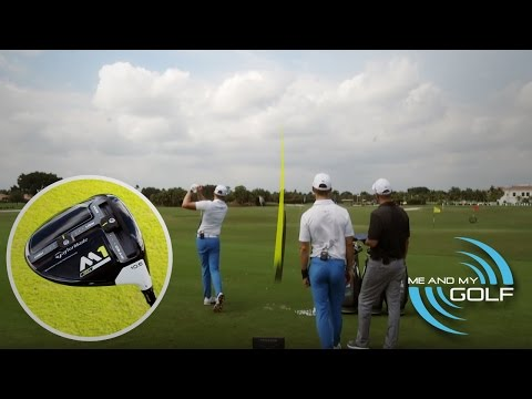 TAYLORMADE DRIVER FITTING