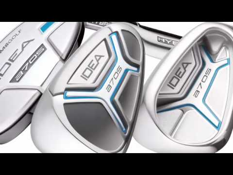 Adams Golf Idea a7OS Hybrid Irons TV Commercial