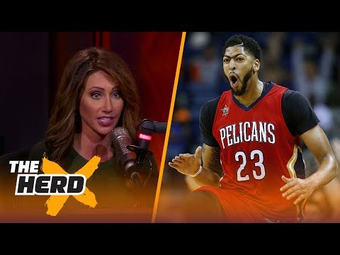 Herdline News with Holly Sonders: Celtics, T.O., and more (7.19.17) | THE HERD