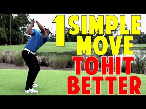 1 Simple Move That Will Get You Hitting It Better Today | Brooks Koepka Swing Keys