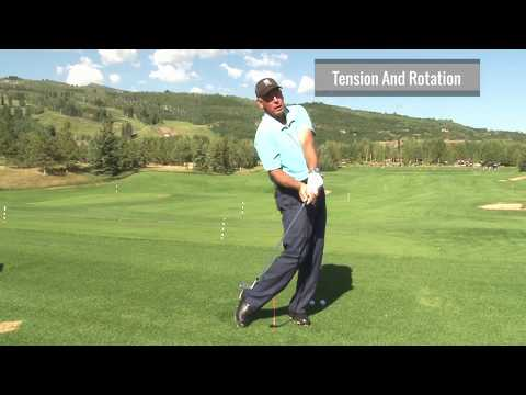 Malaska Golf // Video Swing Analysis // Full Swing Drills // Tension and Rotation Tips