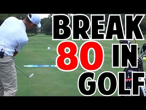 How to Break 80 In Golf