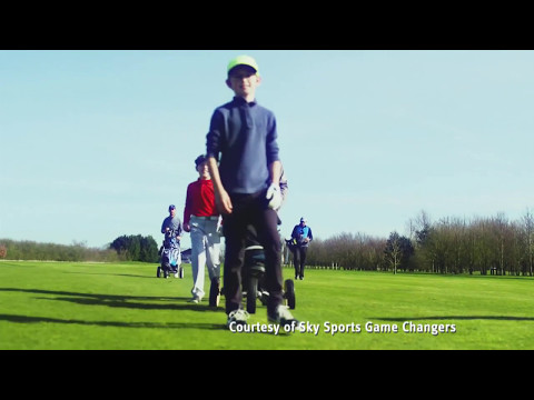 BRITISH JUNIOR GOLF TOUR – PARK HILL GC – IMG WORLD QUALIFIER