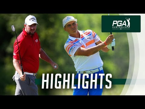 2017 U.S. Open – Round 1 Highlights