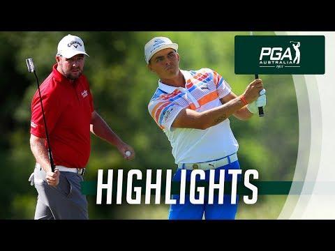 2017 U.S. Open – Round 1 Highlights