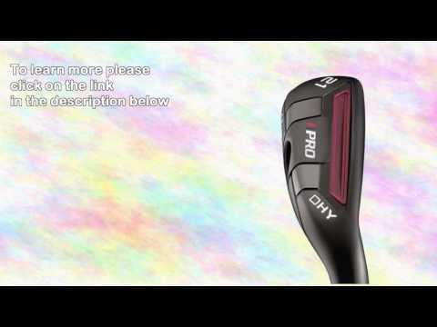 Adams Golf Pro Dhy Hybrid by