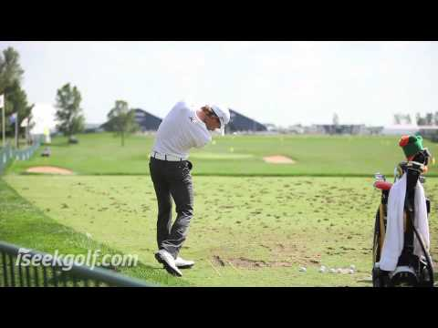 Camilo Villegas Golf Swing @ 2009 US PGA