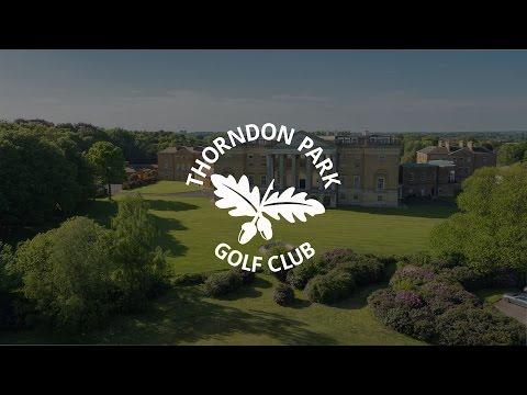 Thorndon Park Golf Club – Promo Video & Drone Flyover